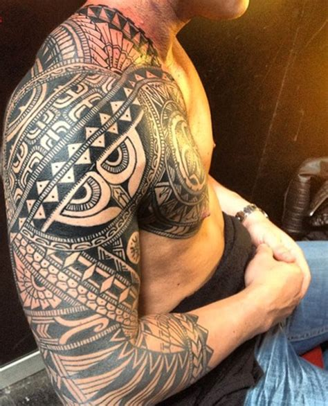 samoan tattoo designs for men 71 dramatic shoulder tattoos for