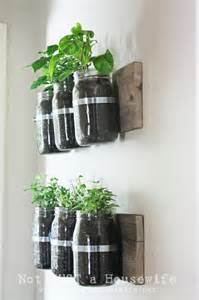 Wall Herb Garden by 3 Diy Herb Gardens You Ll Want To Grow Huffpost