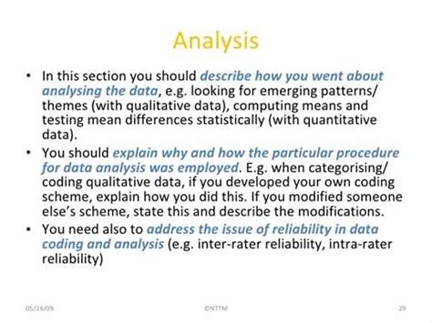 How To Make Analysis Paper - how to write the analysis section of my research paper