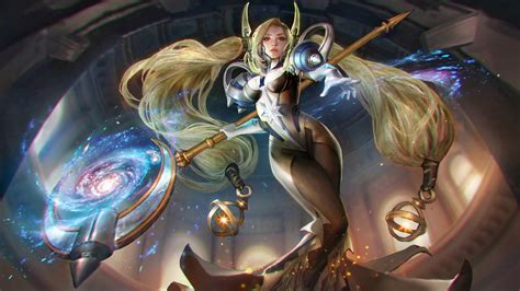 Queena Syari by Celeste Tier Ii Skin Reveal Vainglory