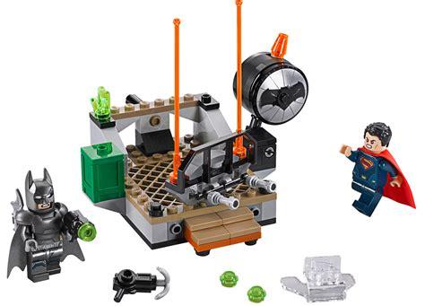 Diskon Lego Minifigures Superheroes Luthor Suit 76046 lego batman v superman clash of the heroes 76044 revealed bricks and bloks