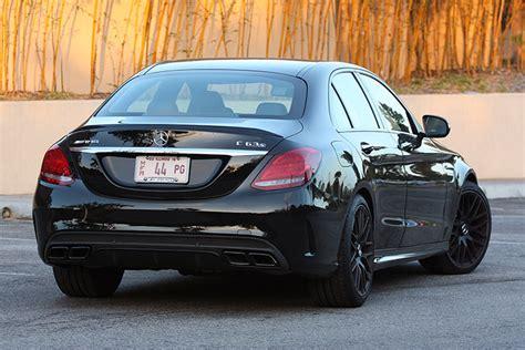 new mercedes c63 amg 2015 2015 mercedes amg c63 s review autoblog