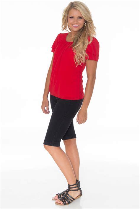 colored shorts s modest bermuda shorts in black colored denim