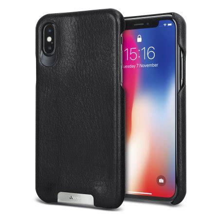 Iphone X Premium vaja grip iphone x premium leather black reviews