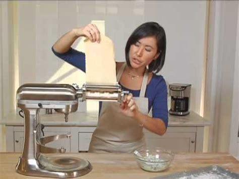 KitchenAid Stand Mixer Ravioli Attachment   YouTube