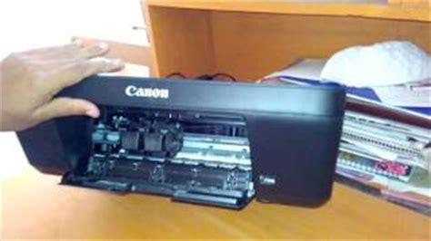 reset cartridge canon e400 how to replace change open ink cartridge from canon pixma