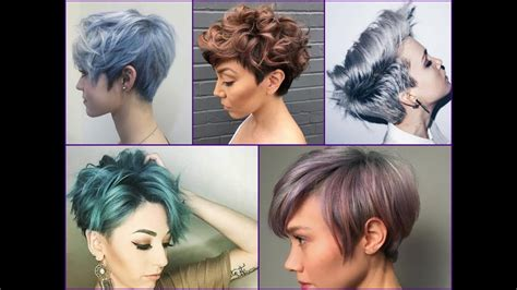 what hair color goes best with a pixie cut 20 best hair color ideas for pixie cut and short hair