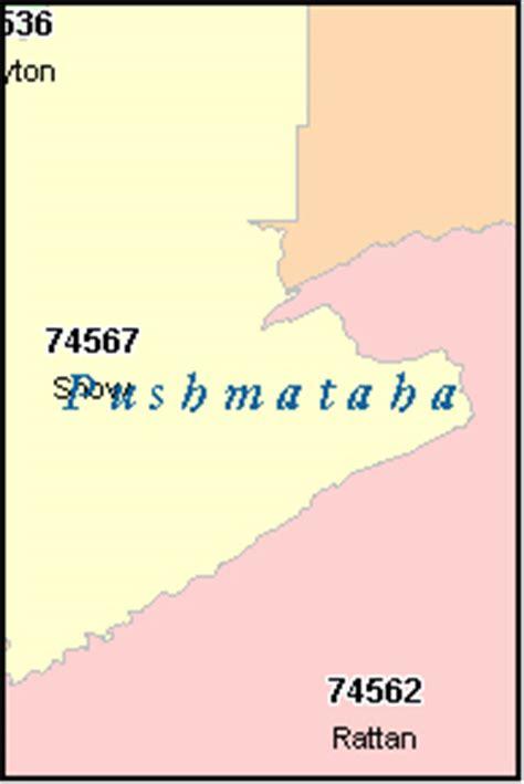 Pushmataha County Court Records Pushmataha County Oklahoma