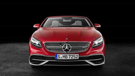 2017 mercedes maybach s650 cabriolet revealed with price