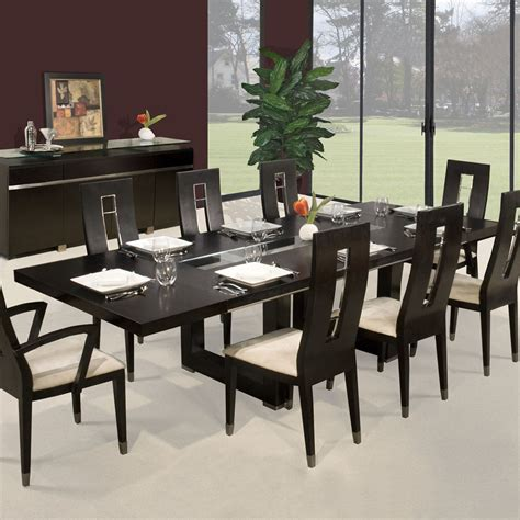 novo dining table wenge dining tables