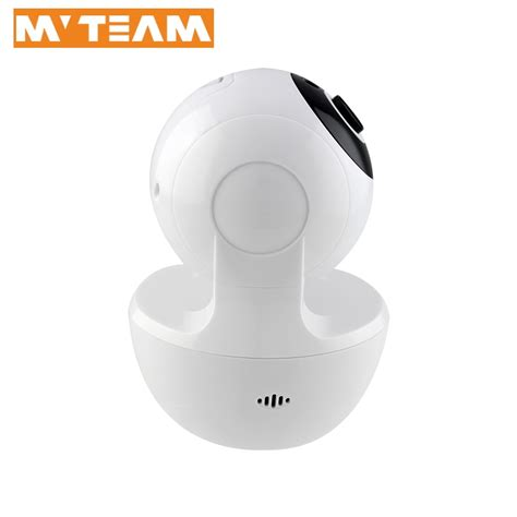Alarm Two Way Mp 1080p baby monitor two way audio 2mp wifi ip security for baby pets elderly nanny