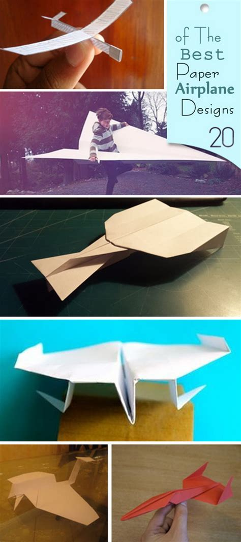 best paper airplane design 20 of the best paper airplane designs hative