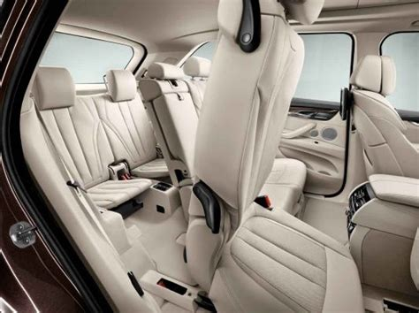 bmw x5 third row seat dimensions 2014 bmw x5 third row seat autos weblog