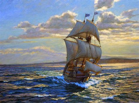 the mayflower the families the voyage and the founding of america books anthony the mayflower approaching cape cod