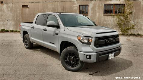 05 Toyota Tundra 5 Things You Need To About The 2017 Toyota Tundra Trd