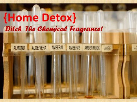 The Tao Of Detox by Home Detox Eliminate Toxic Fragrances The Tao Of