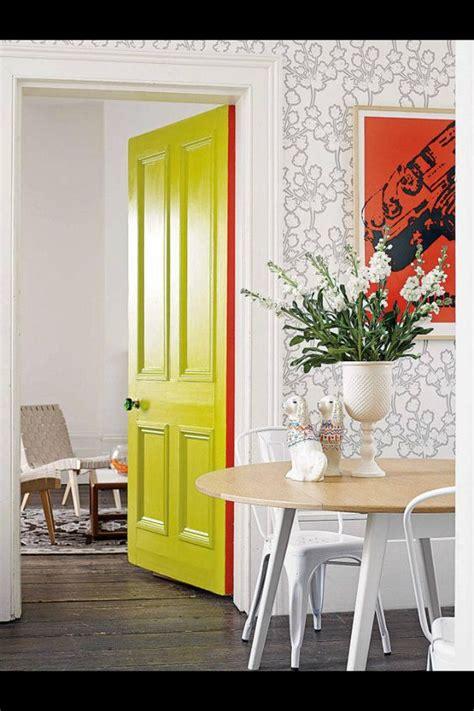 chartreuse color        home decor