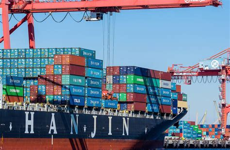 hanjin to hanjin to accept empty containers at two west coast