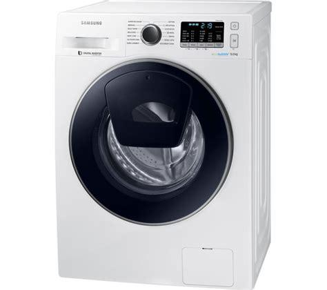samsung washing machine buy samsung addwash ww90k5410uw washing machine white free delivery currys