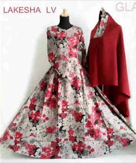 Gamis Abaya Syar I Katun Jepang Lyra gamis katun jepang lakesha syar i b040 baju muslim modern