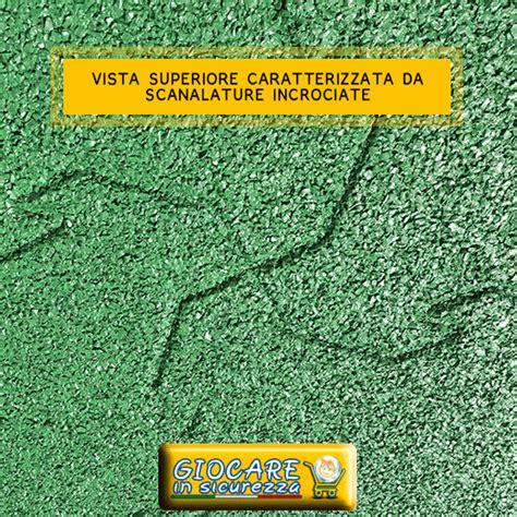 pavimento antiurto pavimento verde in gomma antitrauma antiurto