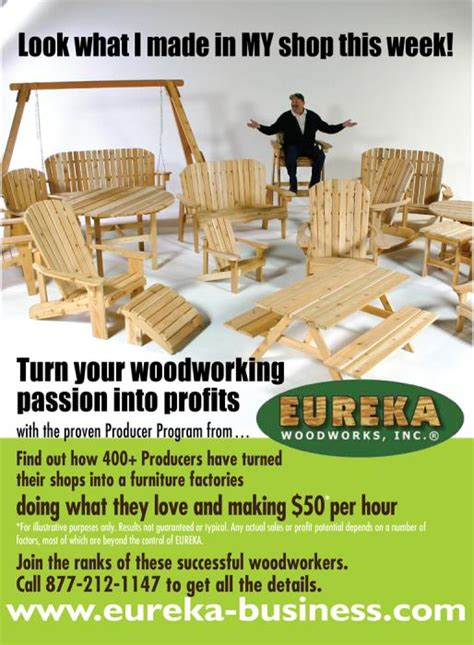 woodworking from home opportunities eureka specialty wood products the original home of