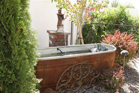 diy outdoor water feature 187 southern idaho living