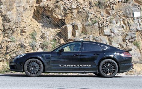 porsche sedan convertible is this shortened porsche panamera a 928 coupe test mule