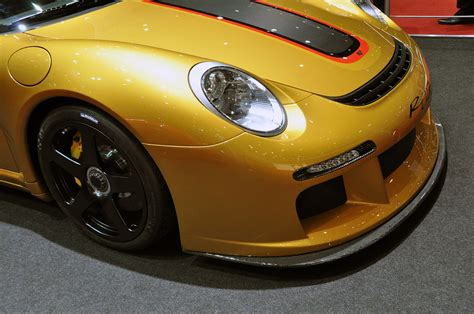 porsche ruf rt12 ruf rt 12 based on porsche 911 turbo at geneva motor show