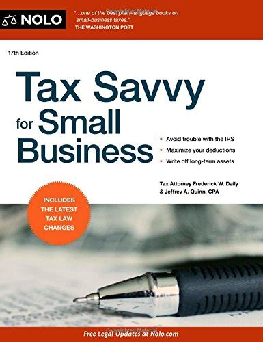 tax savvy for small business a complete tax strategy guide books zhong lu just launched on in usa marketplace