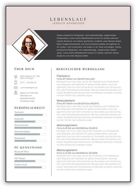 Bewerbung Anschreiben Kreativ Kreative Bewerbungsvorlagen
