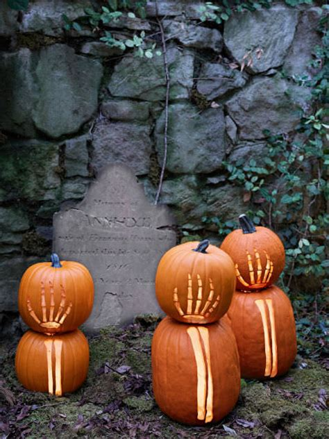 cool pumpkin carving ideas   thought