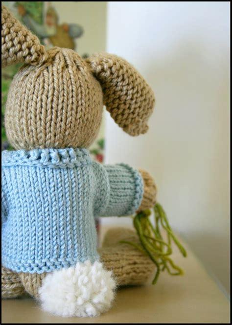 Rabbit Sweater Cc rabbit knitting pattern images