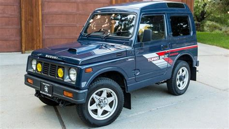 Suzuki Sj410 For Sale Usa by Buy This Suzuki Jimny Turbo Imported From Japan Before We Do
