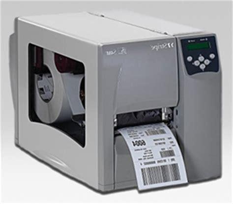 design zpl label zebra s4m direct thermal printer monochrome desktop