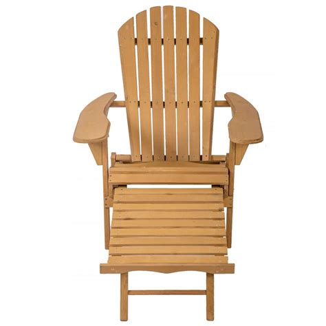 patio chair with pull out ottoman wooden adirondack chairs grey wooden adirondack chairs