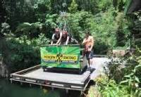minjin swing cairns aj hackett bungy jumping and minjin jungle swing ctic