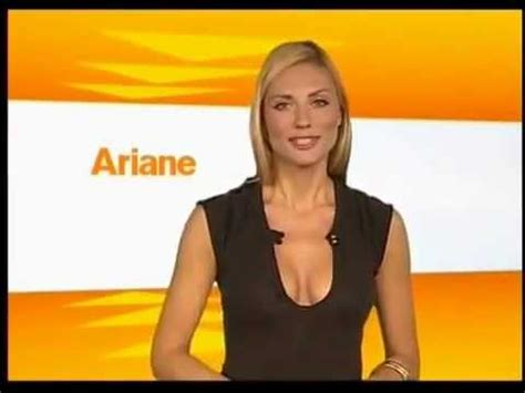 ariane youtube ariane brodier super hot miss meteo 2004 youtube