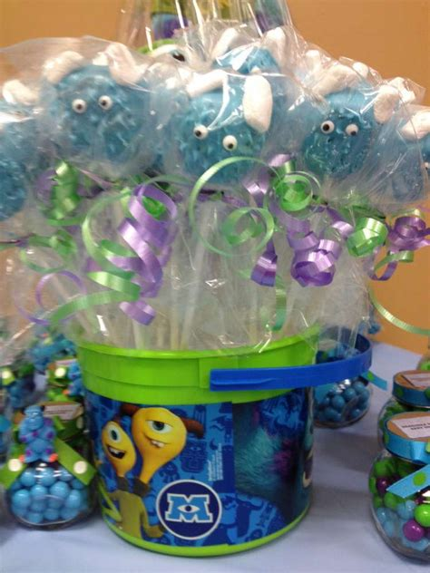 monsters inc decorations for baby shower monsters inc baby shower ideas photo 3 of 14