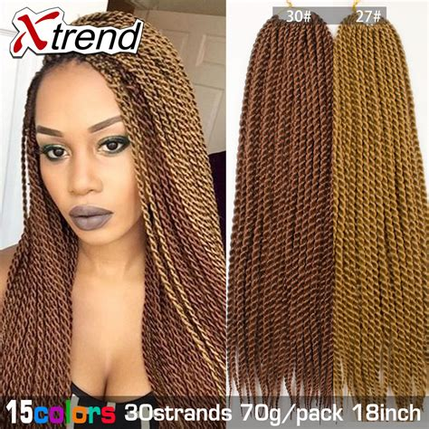 ombre singlees twist senegalese twist hair synthetic ombre kanekalon jumbo