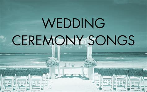 Wedding Ceremony Songs by Weddingdjpr Wedding Dj Wedding In