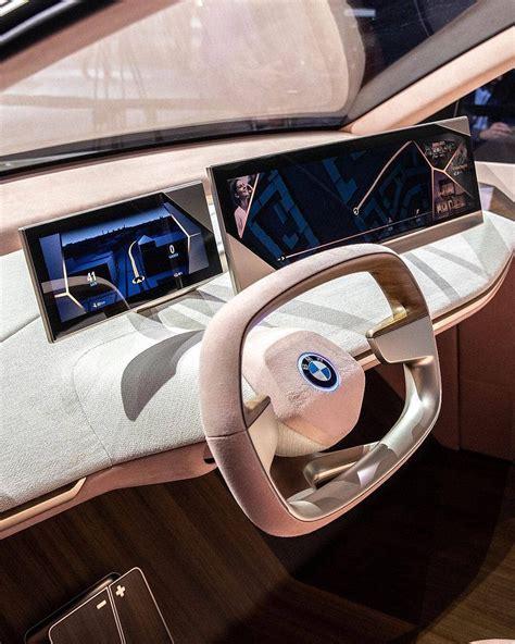 car interior  instagram bmw vision inext catbmwuae