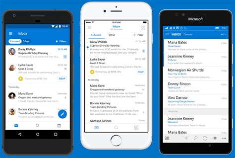 outlook mobile microsoft outlook get outlook on your phone
