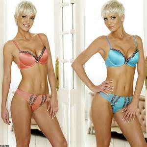 Harding Models New Ultimo Collection by Valentines Harding And Gemma Atkinson S