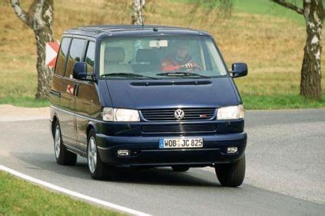 kombi multivan caravelle business autobildde