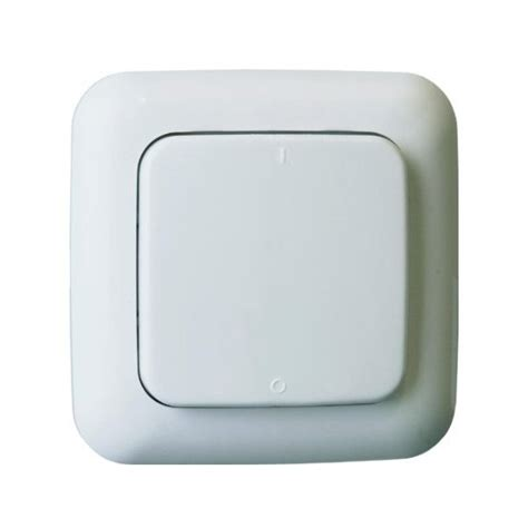 byron he842 remote wall switch unit 1g white at uk
