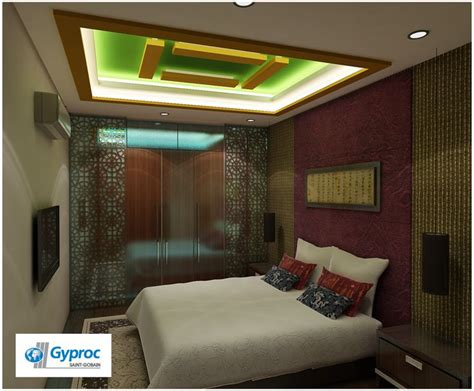 False Ceiling Designs For Living Room India Give Your Living Room A Stunning New Avtar With This Gorgeous And Graceful Gyproc India