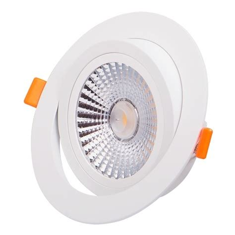 Lu Led Cob led downlight bev 230 gelig 12w 4200k 220v cob
