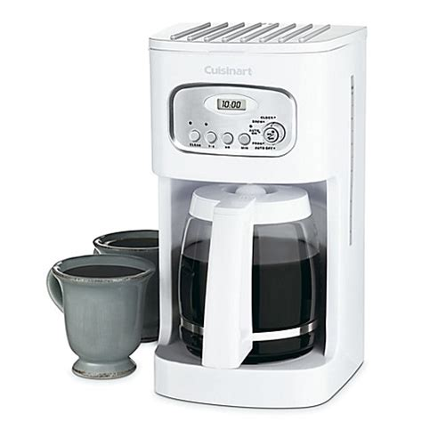 bed bath and beyond cuisinart cuisinart 174 12 cup programmable classic coffee maker bed