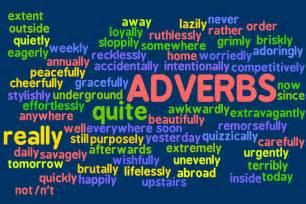 adverb list this tiny planet